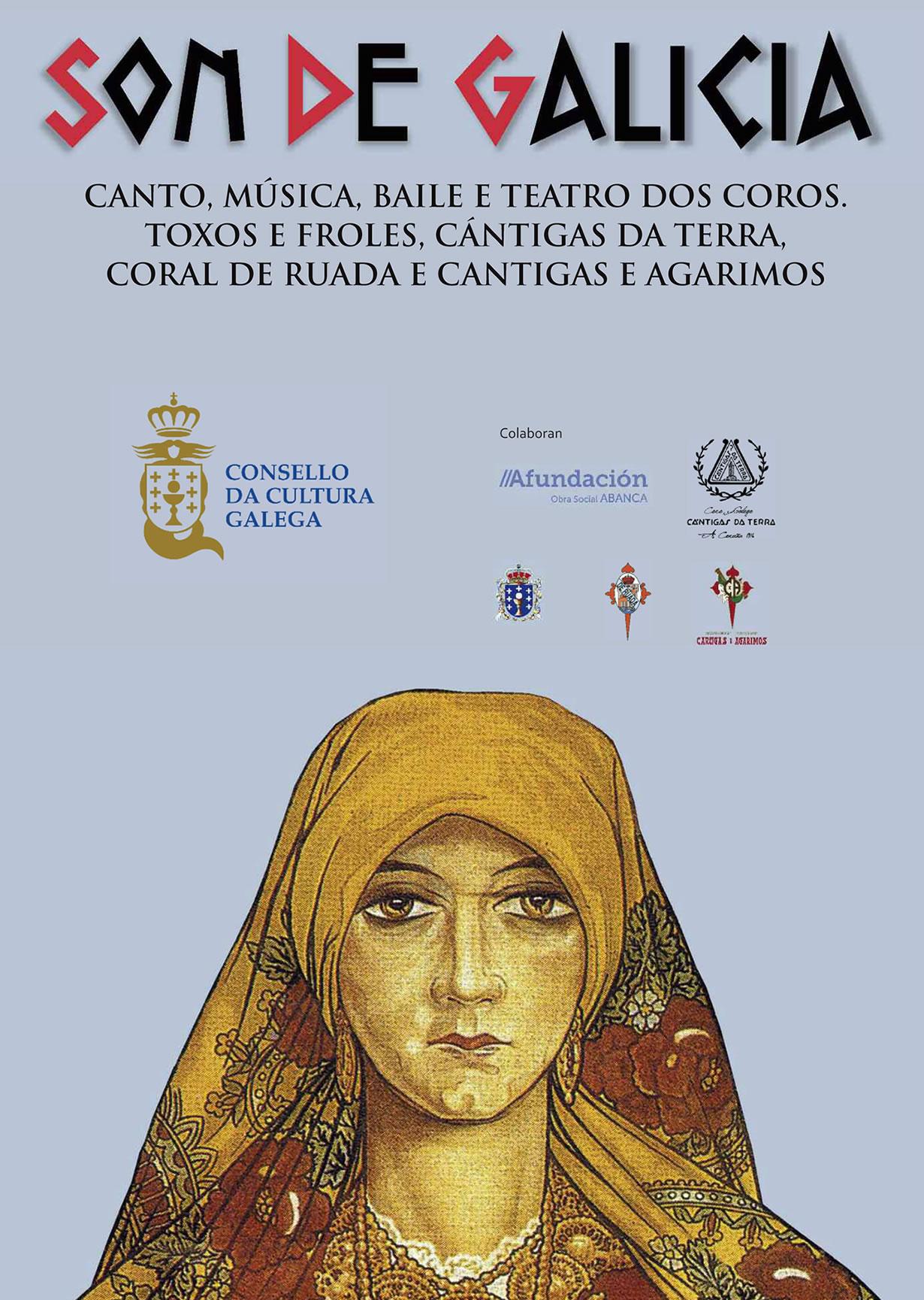 Portada de  Son de Galicia