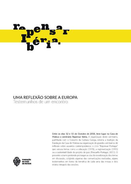 Portada de  Repensar Iberia