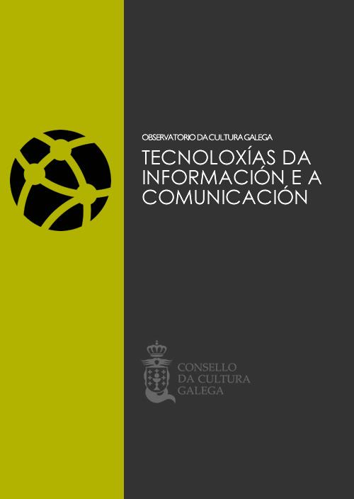 Portada de  Tecnoloxías da información e a comunicación