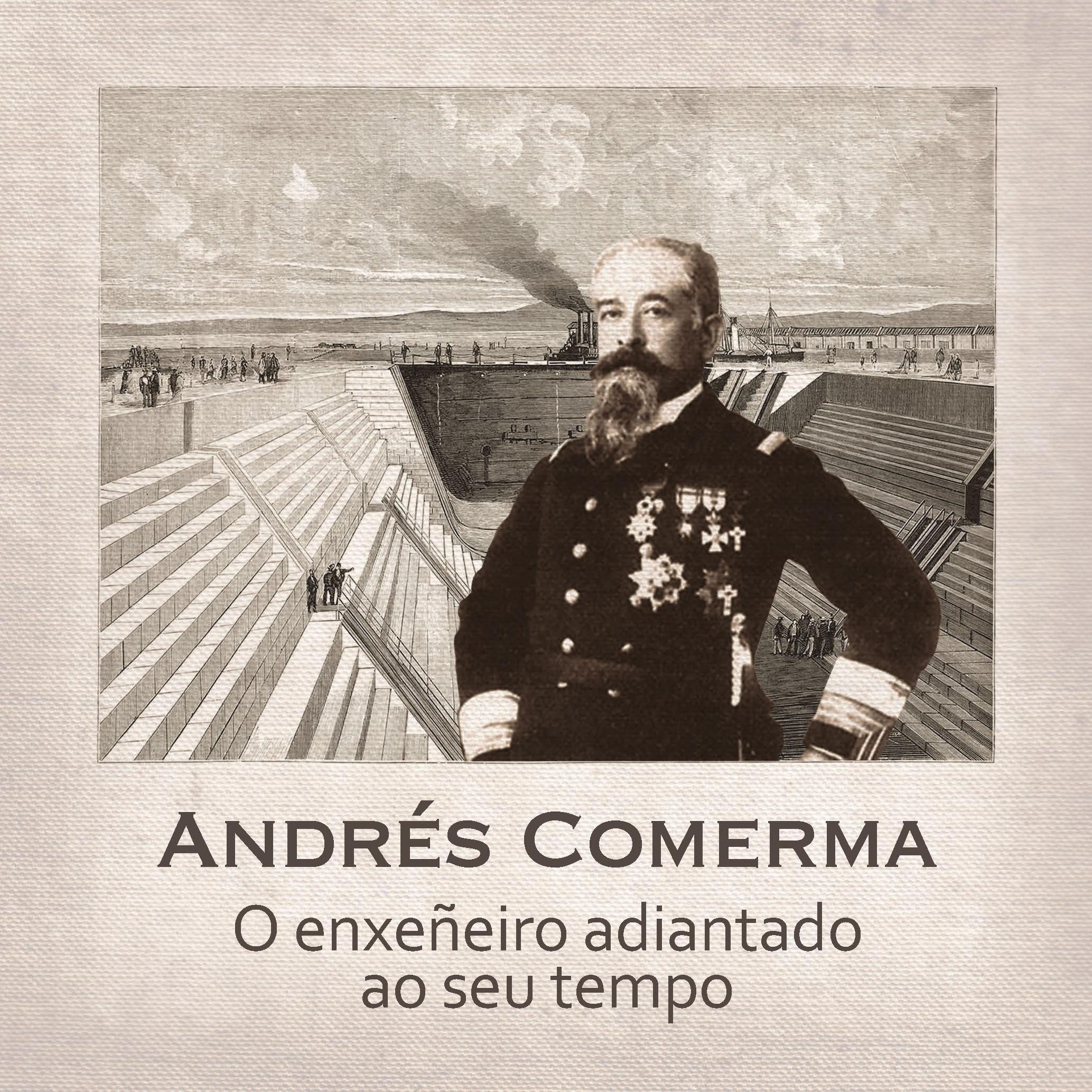 Portada de  Andrés Comerma
