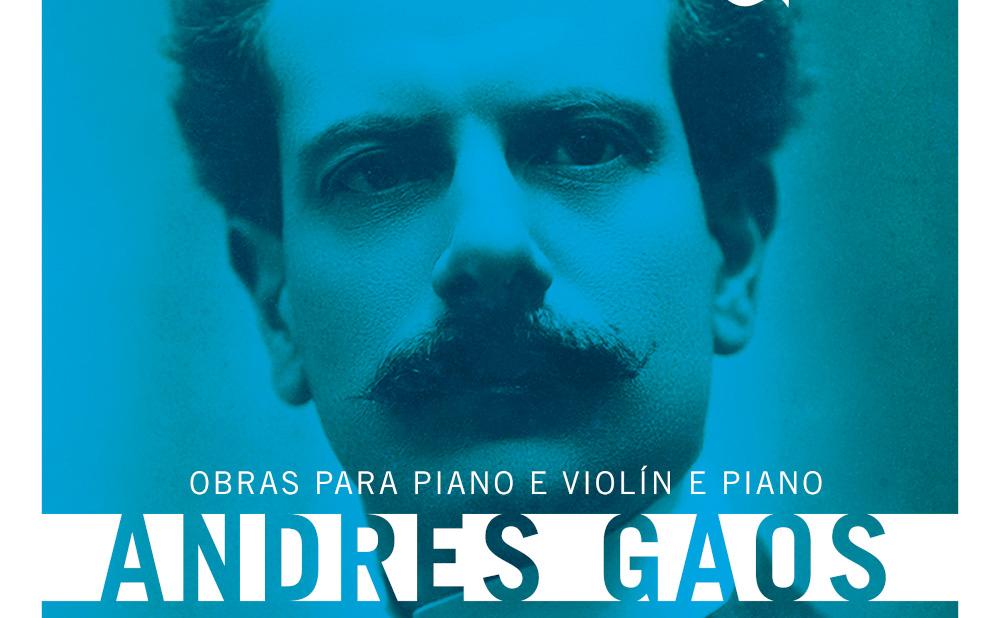 Portada de  Andrés Gaos