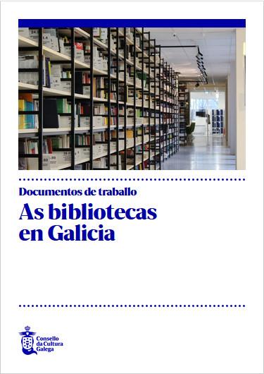 Portada de As bibliotecas en Galicia