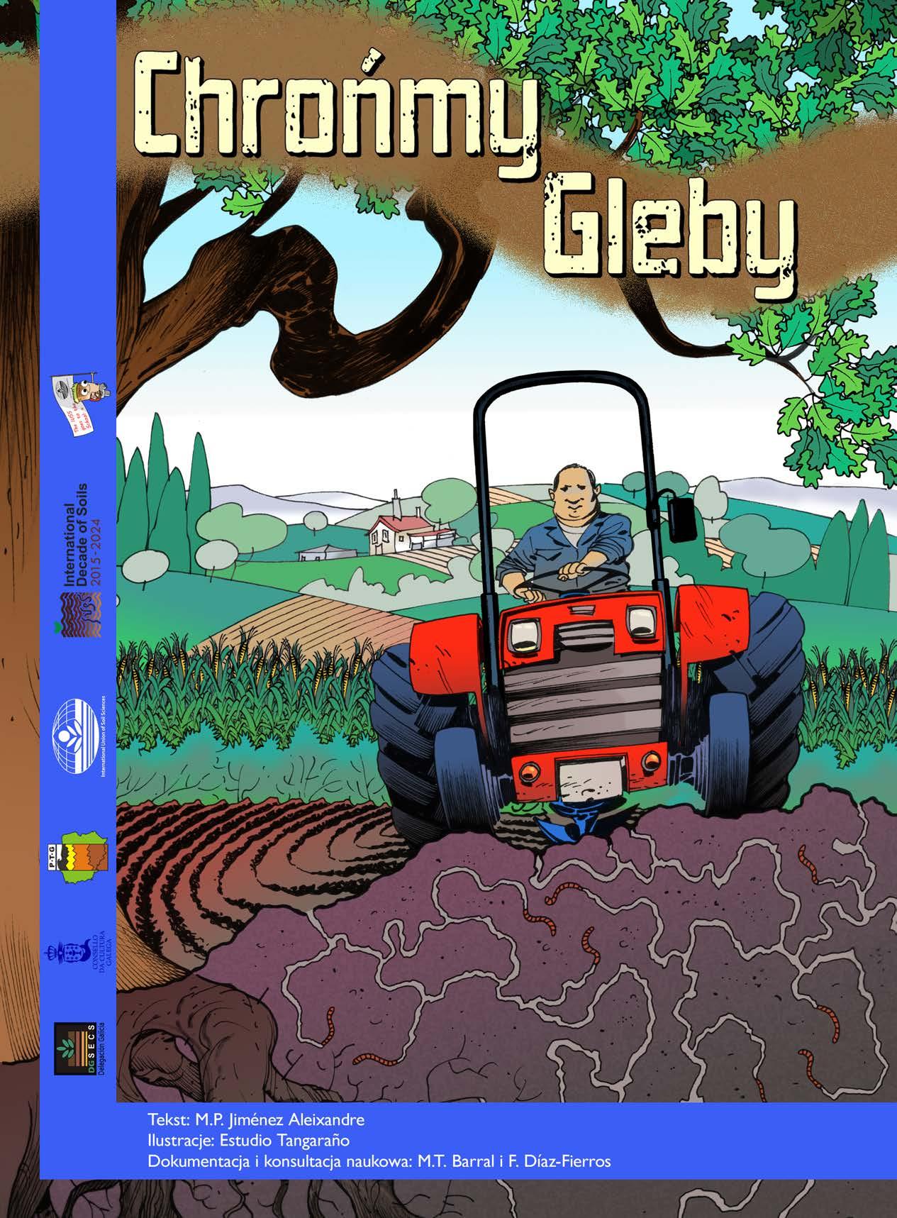 Portada de  Chronmy Glevy