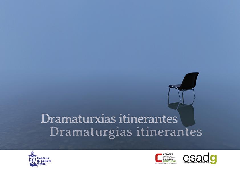 Portada de  Dramaturxias Itinerantes [ed. 2020]
