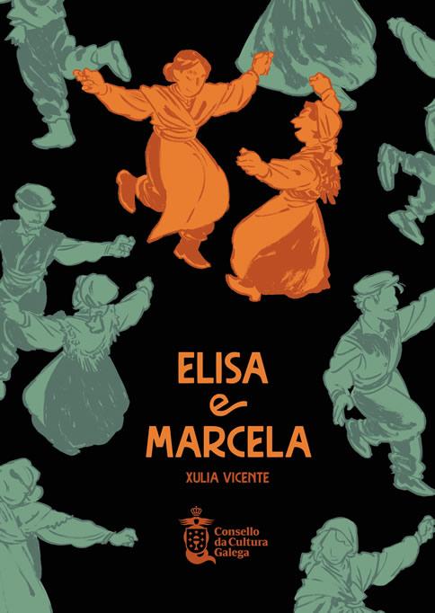 Portada de  Elisa e Marcela