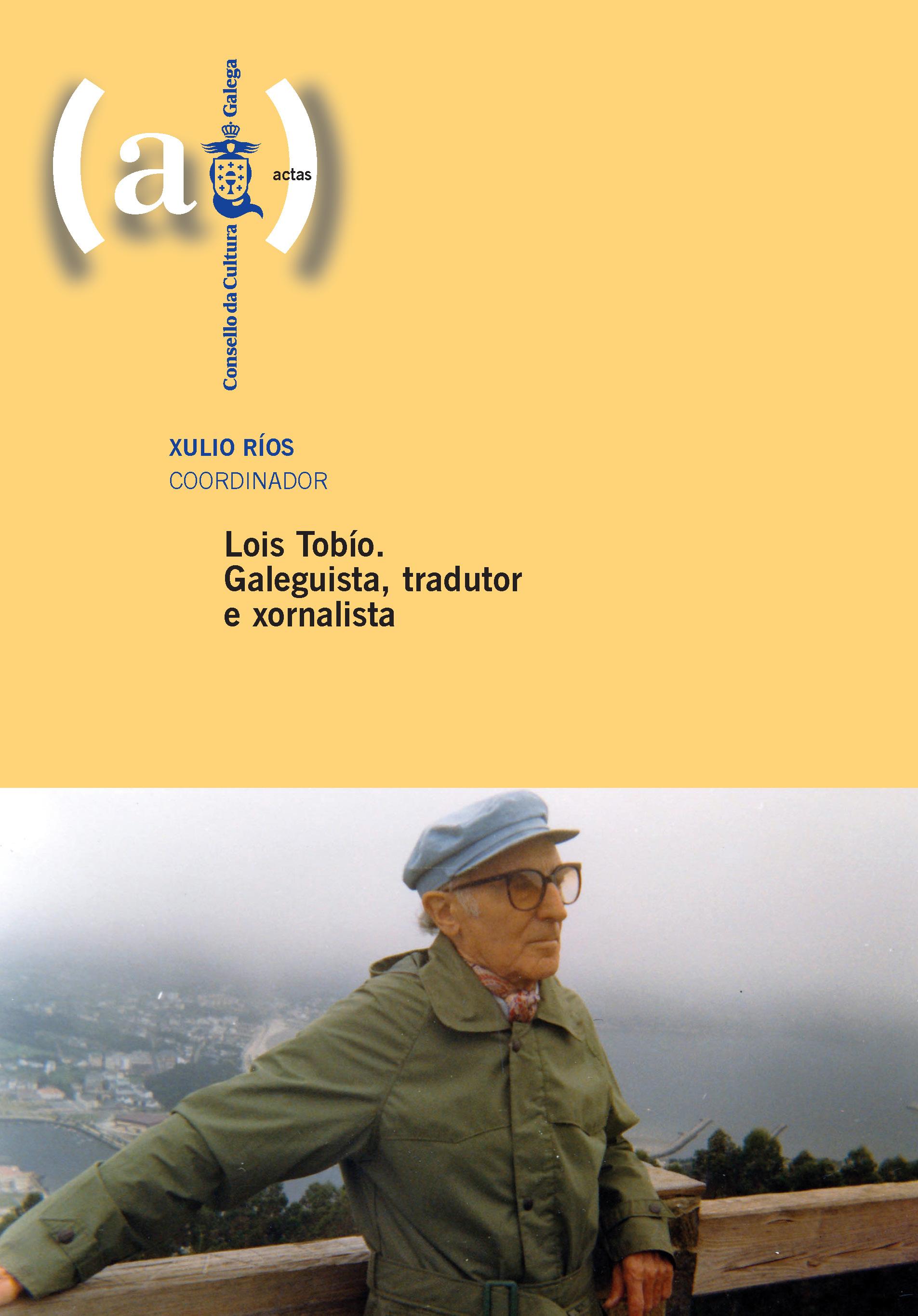 Portada de  Lois Tobío