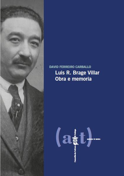 Portada de  Luis R. Brage Villar