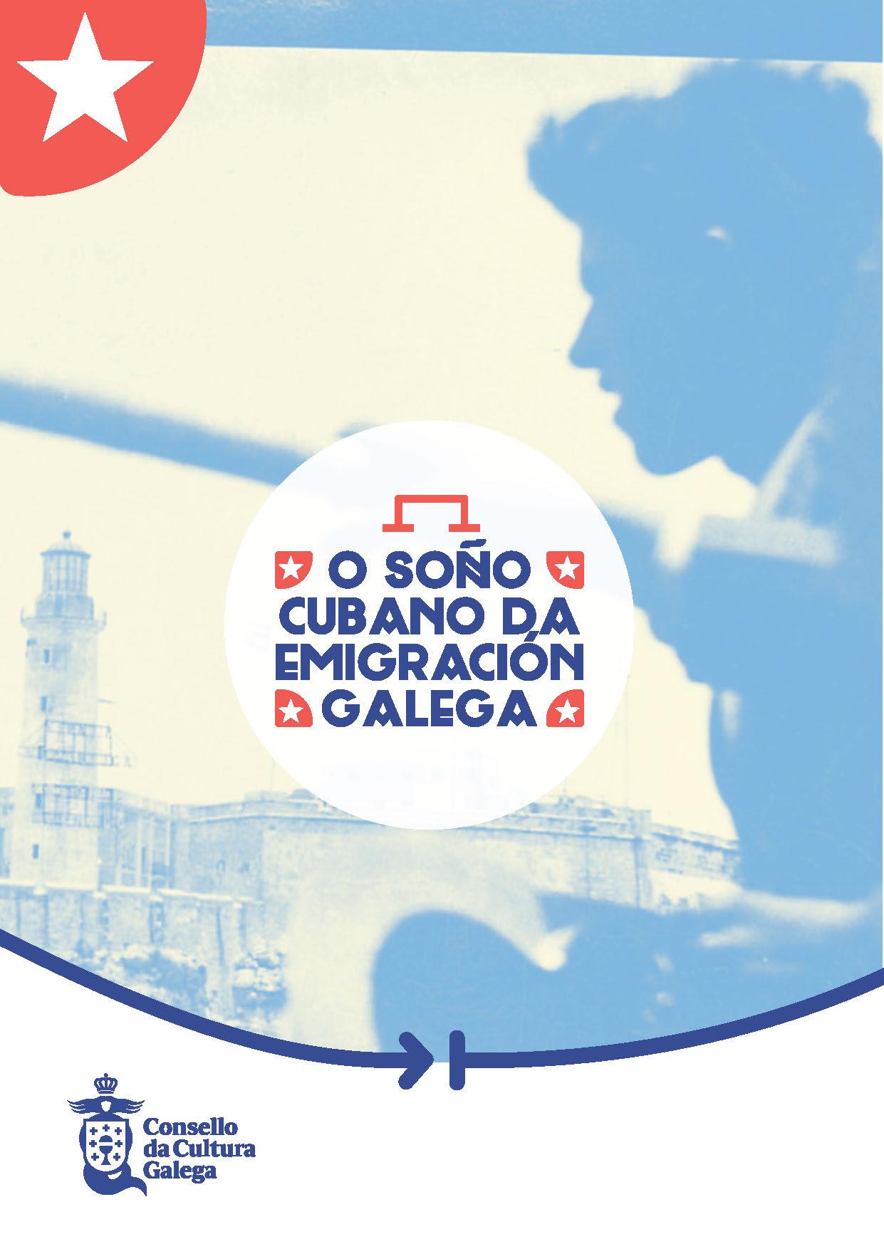 Portada de  O soño cubano da emigración galega