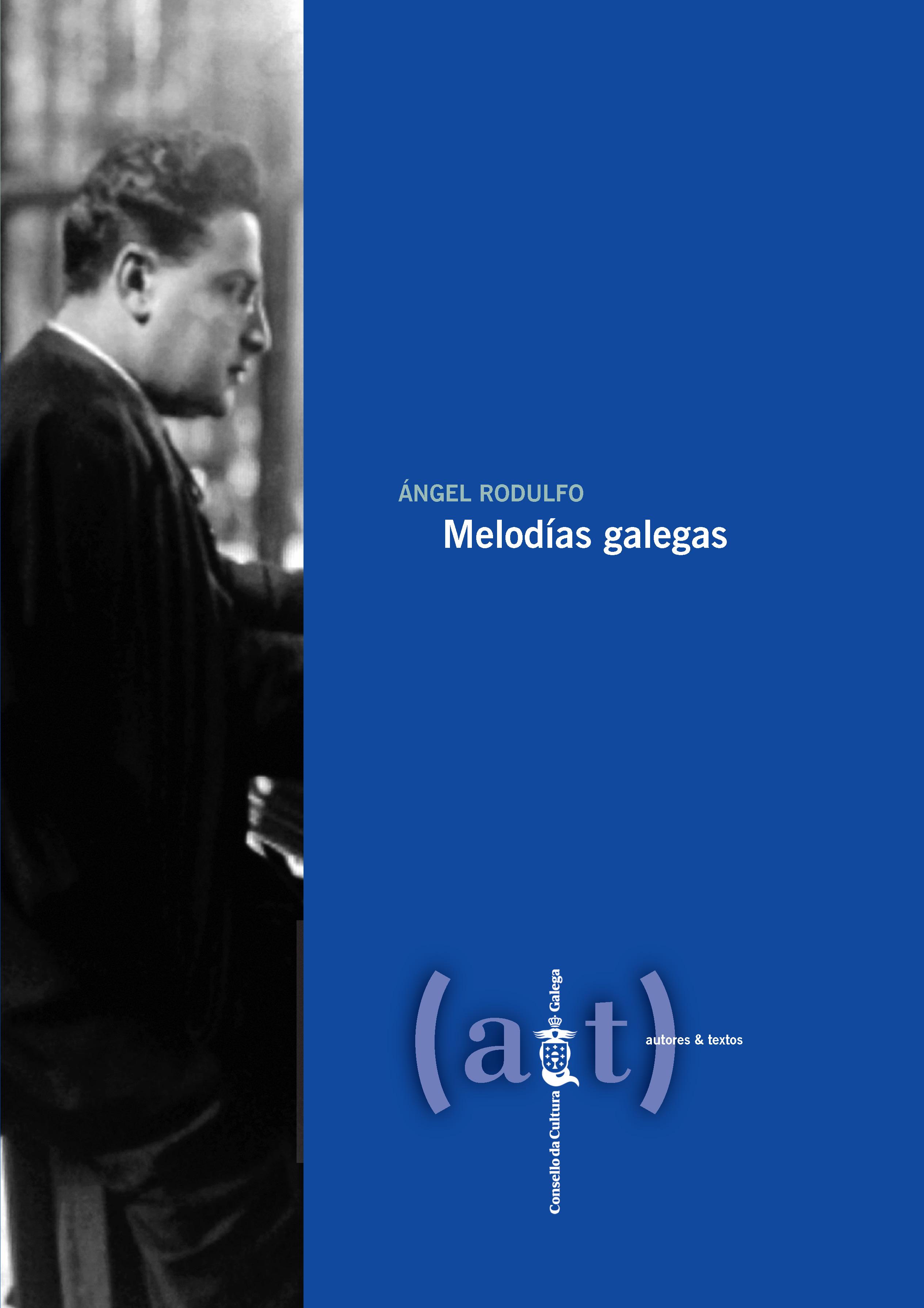 Portada de  Melodias galegas