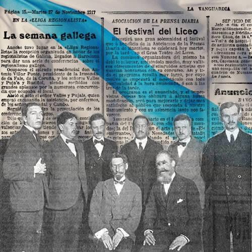 Segundo Congreso Internacional Irmandades da Fala. Cultura e política na España de entreguerras