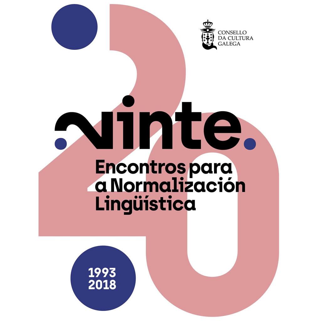 XX Encontros para a normalización lingüística