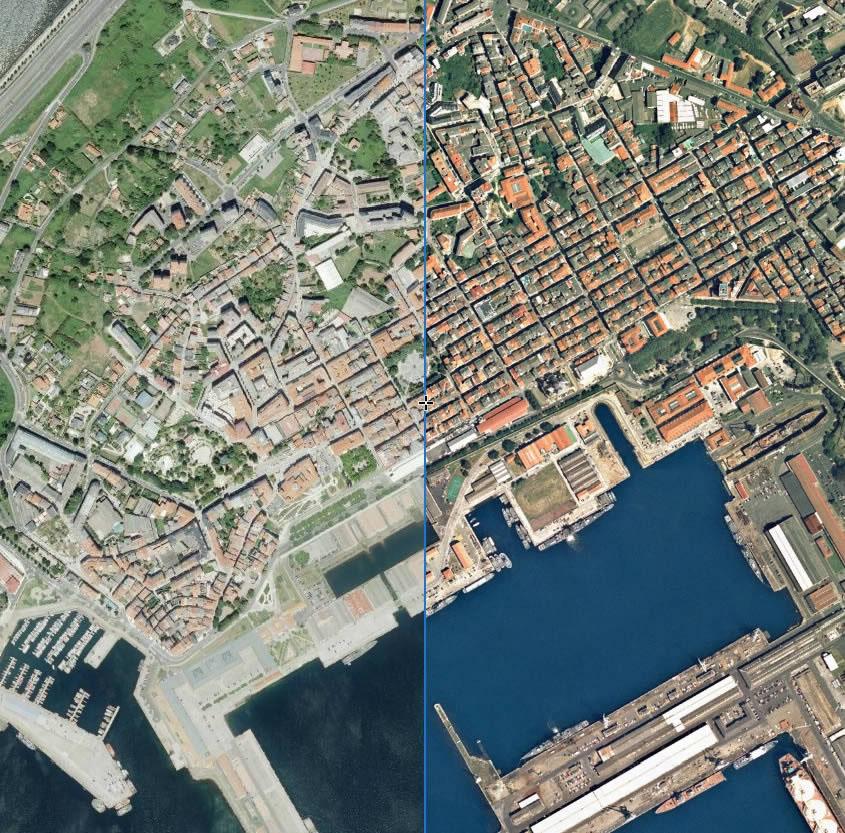 Ferrol Vello e A Madalena. As estratexias de recuperación patrimonial, rehabilitación e rexeneración urbana