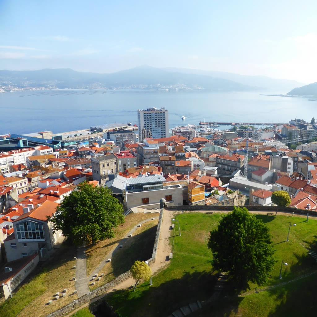 O Casco Vello de Vigo