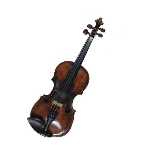 O violín restaurado de Andrés Gaos