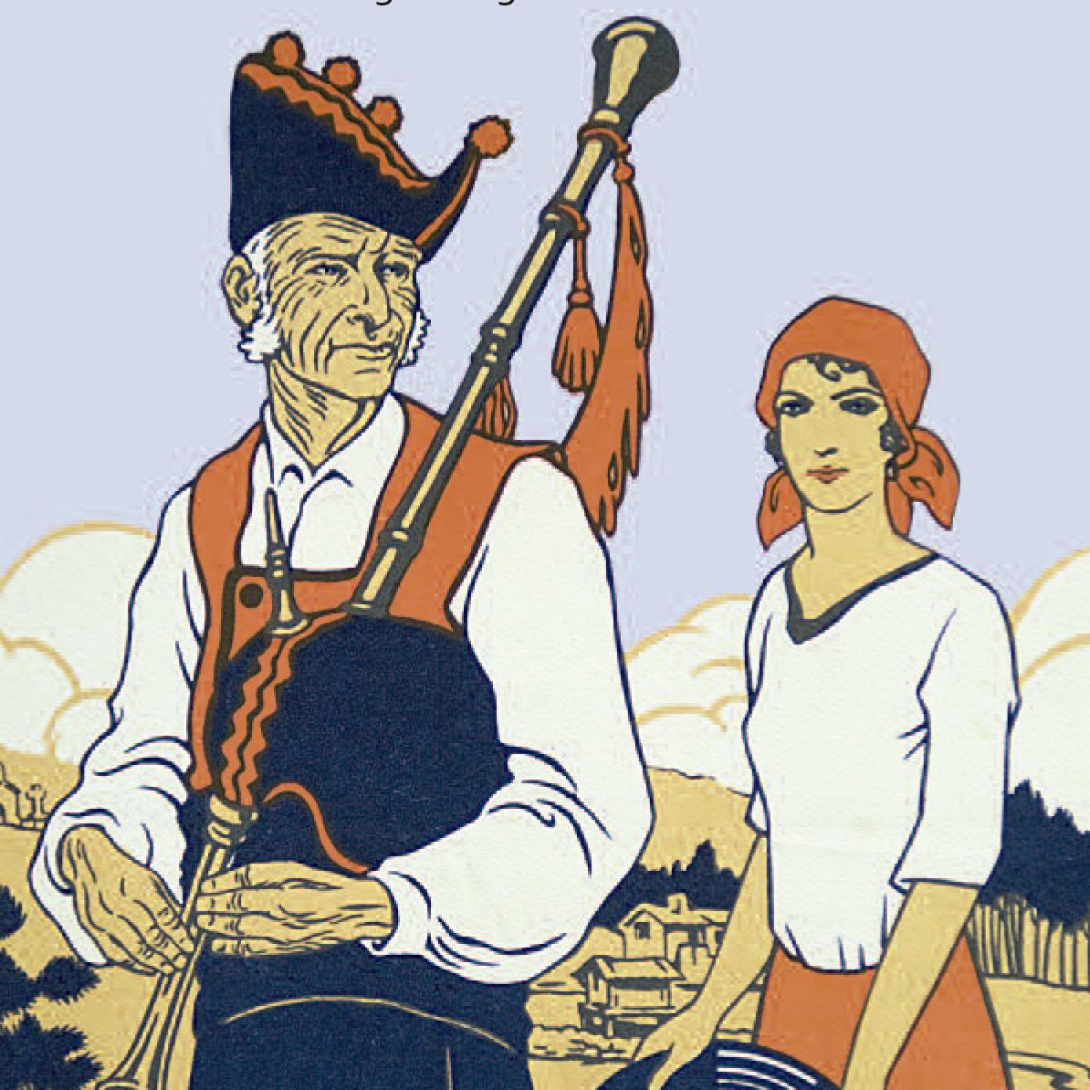 O papel dos coros galegos na divulgación dos símbolos de Galicia