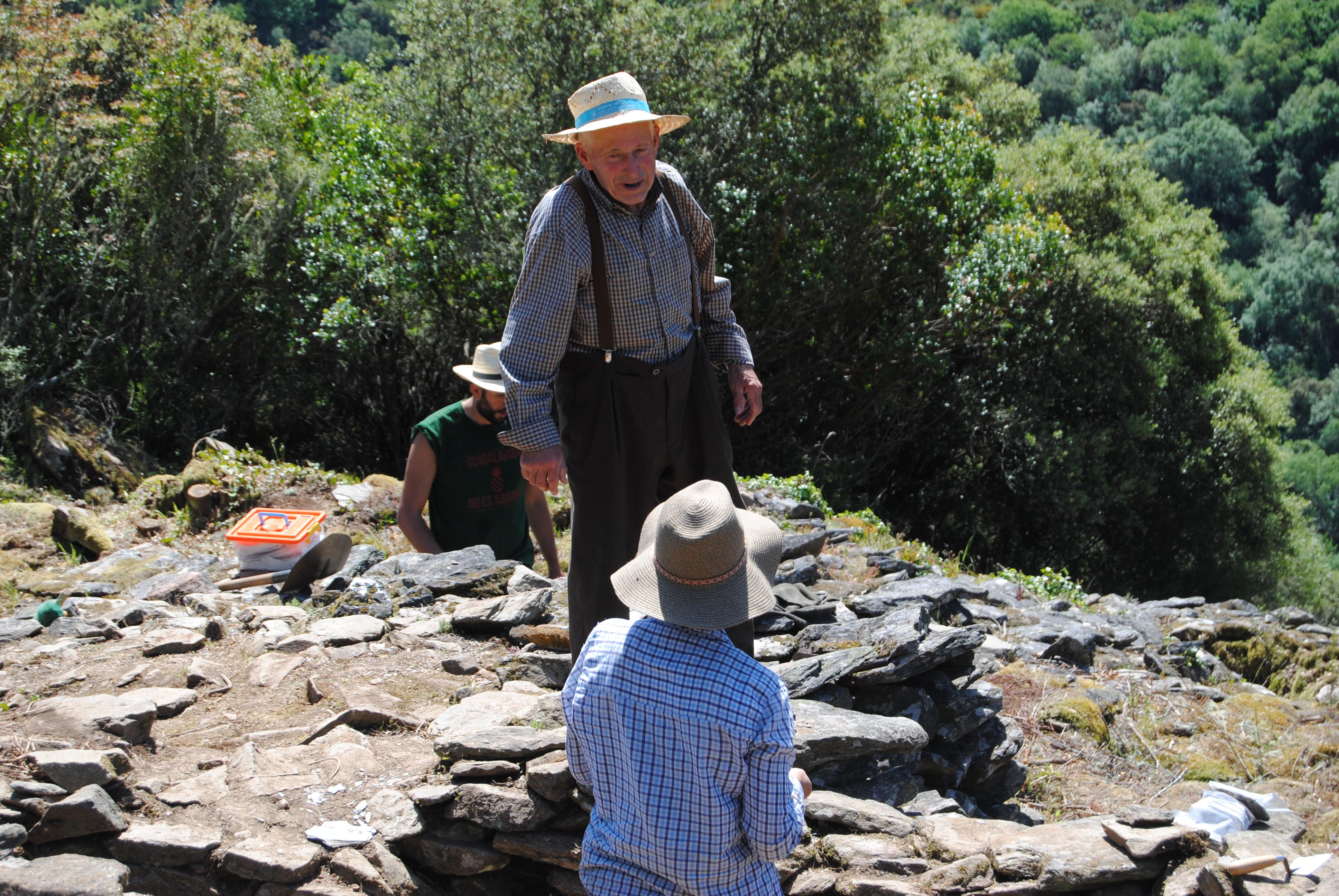 Adegas da Memoria: arqueoloxía emocional na Ribeira Sacra