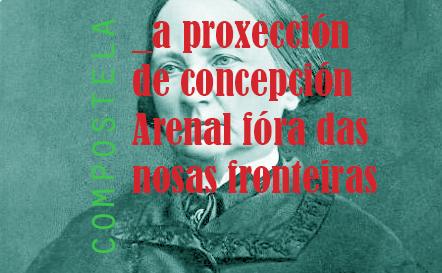 A proxección de Concepción Arenal fóra das nosas fronteiras