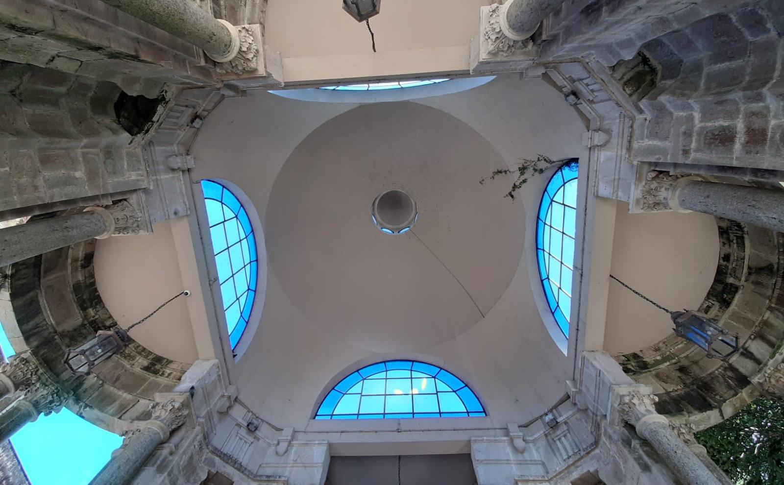 Arquitectura da auga. A situación patrimonial dos balnearios en Galicia