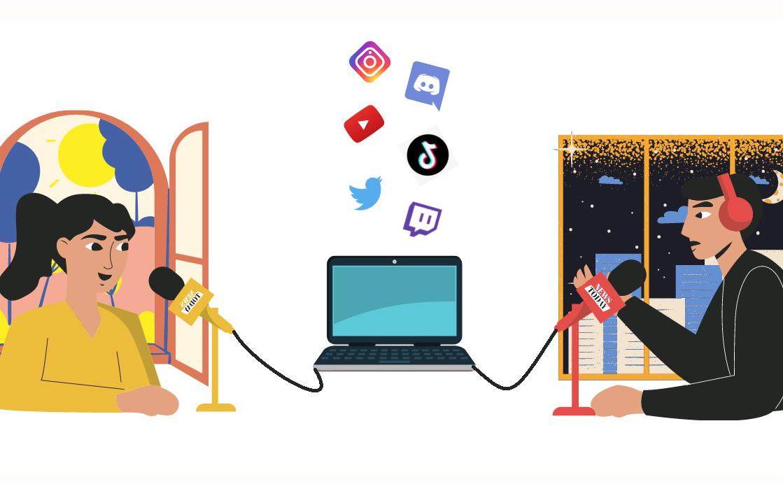 Novas plataformas de comunicación. O galego vive nas Redes
