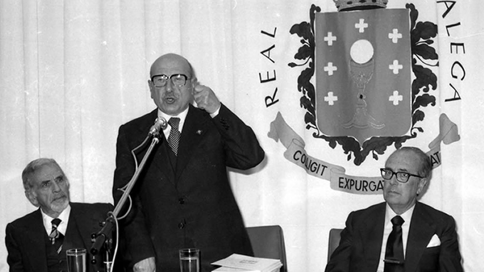 Epistolas de Ricardo Carballo Calero con Ramon Otero Pedrayo