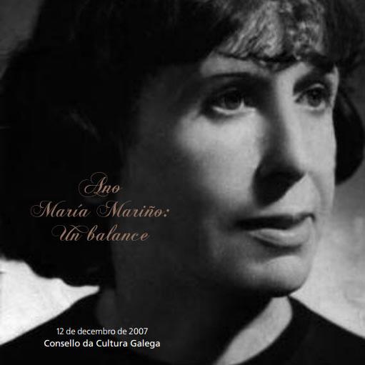 Ano María Mariño: un balance