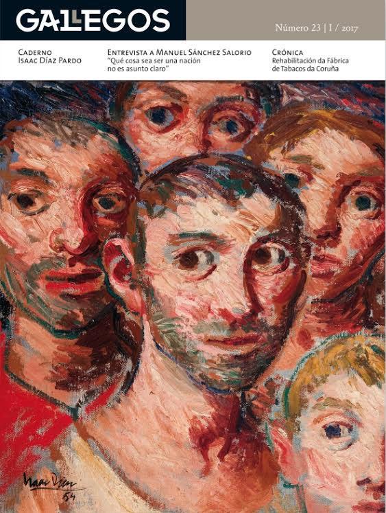 Número 23 da Revista Gallegos