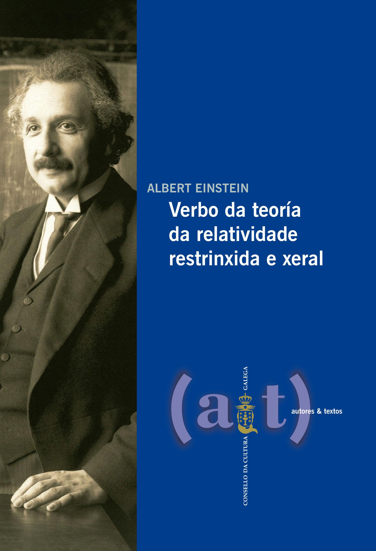 Tradución ao galego da obra de Albert Einstein