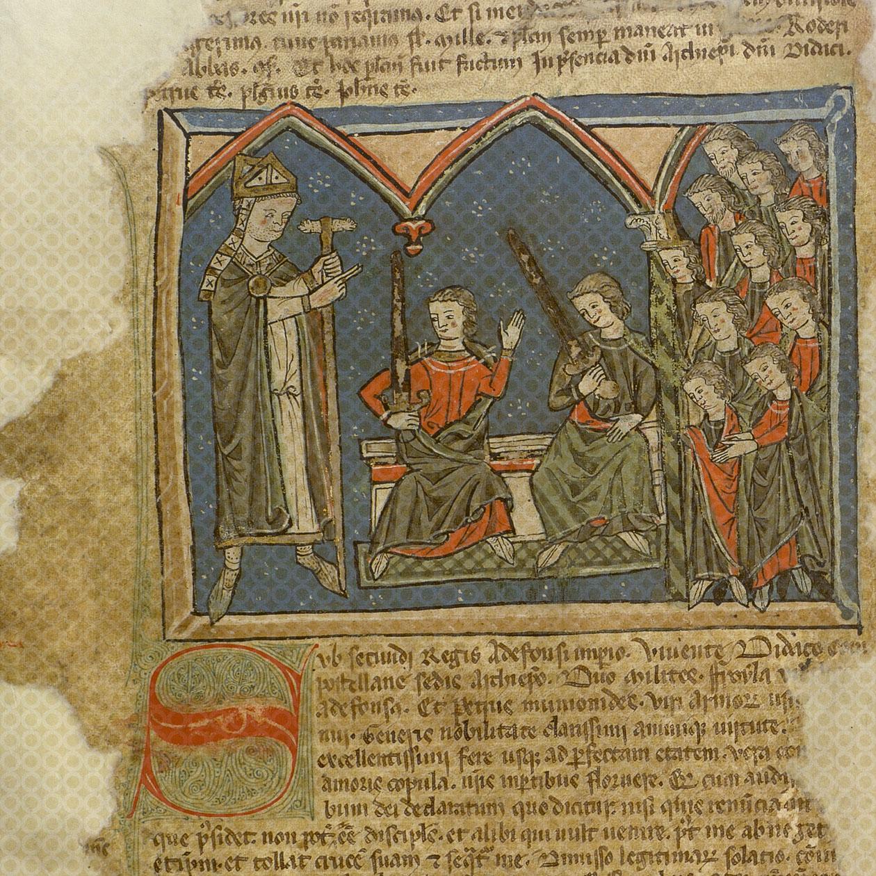 El báculo y la ballesta. Diego Gelmírez (1065-1140), de Ermelindo Portela