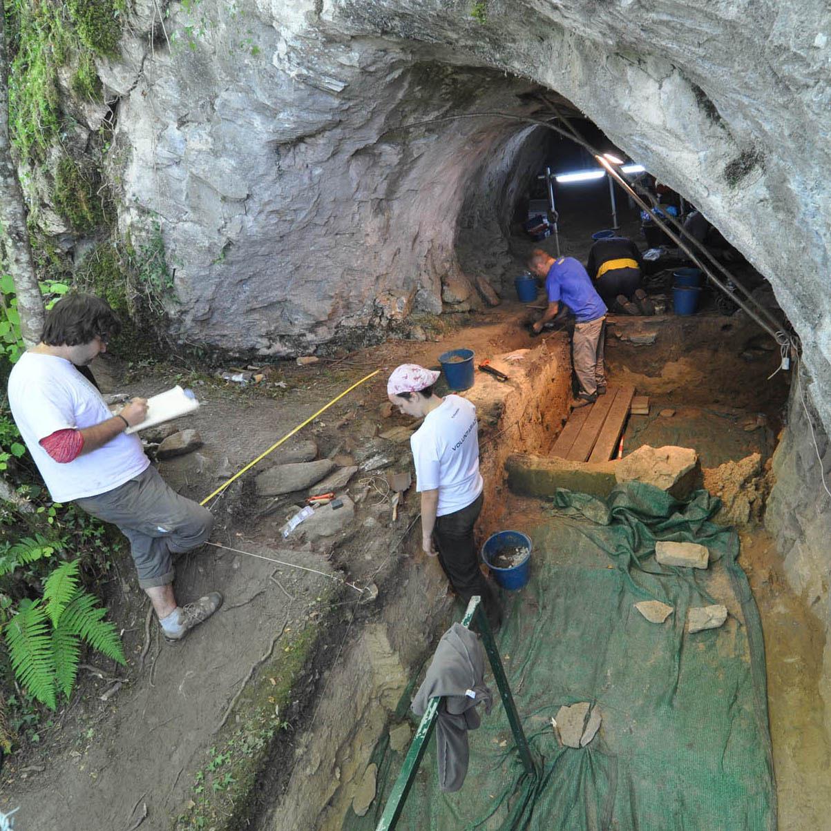 O xacemento de Cova Eirós