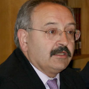 Comparecencia de Ramón Villares no Parlamento de Galicia