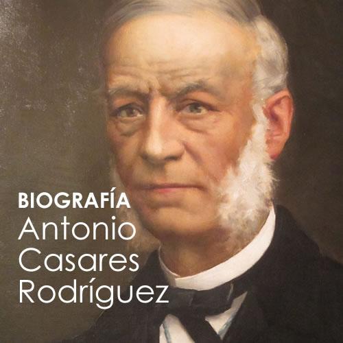 Presentación da «Bigrafía de Antonio Casares Rodríguez»