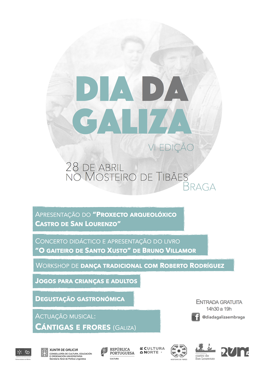 VI  Dia da Galiza em Braga