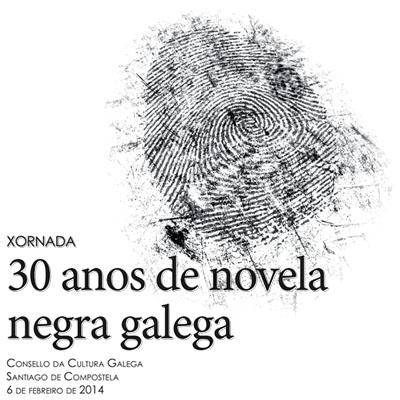 30 anos de novela negra galega