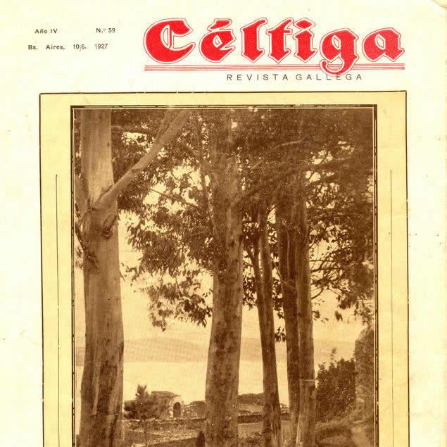 Presentación da dixitalización da Revista «Céltiga»