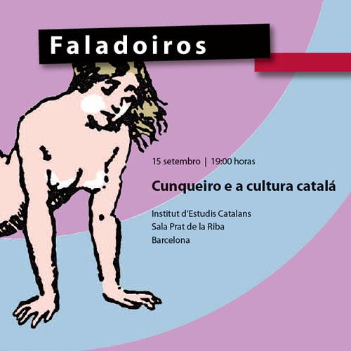 Cunqueiro e a cultura catalá