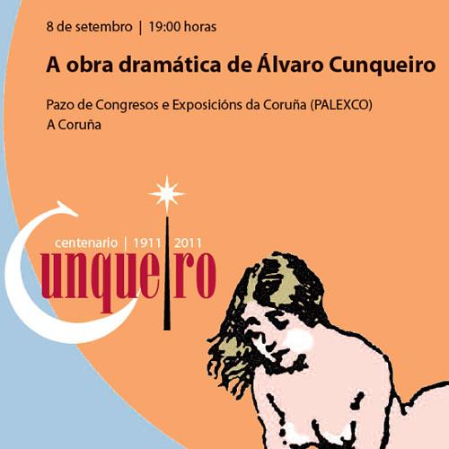 A obra dramática de Alvaro Cunqueiro