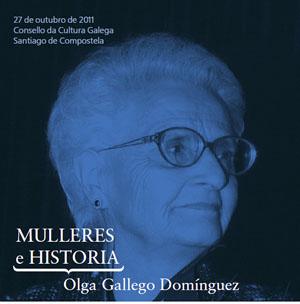 Olga Gallego Domínguez: Mulleres e Historia