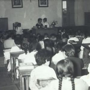Presentación do sitio web <i>As Escolas da Emigración</i>