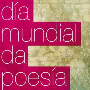 Celebración do Día Mundial da Poesía