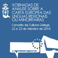 Xornadas de análise sobre a Carta Europea das Linguas Rexionais ou Minoritarias