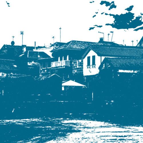 Os conxuntos históricos no borde marítimo galego