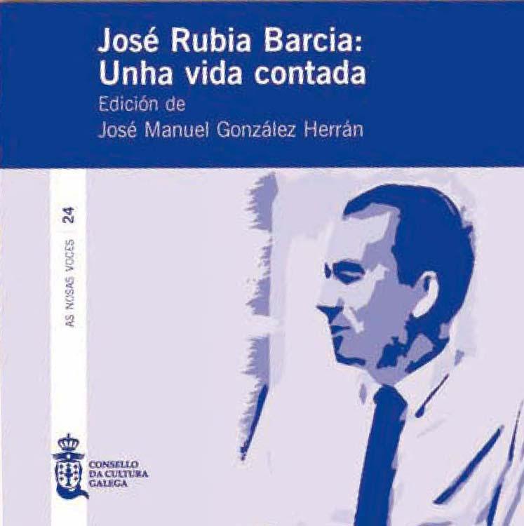 Presentación do libro-cd «Unha vida contada»