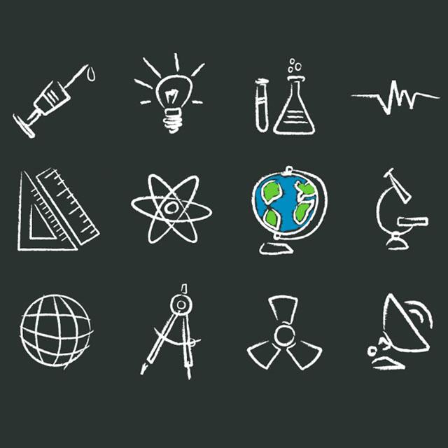 Álbum da ciencia: O I+D histórico de Galicia