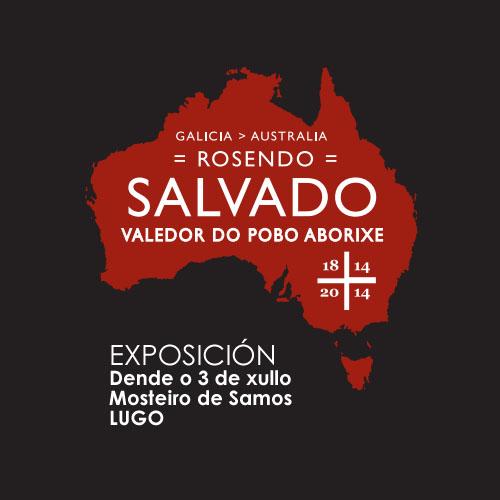 Inauguración da exposición Rosendo Salvado: Valedor do pobo aborixe